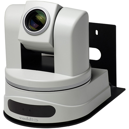 Vaddio WallVIEW HD-30 PTZ Camera with Quick- Connect SR Interface