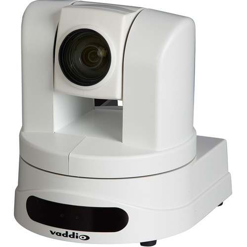 Vaddio ClearVIEW HD-20SE HD PTZ Camera (North America, Arctic White)