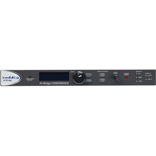 Vaddio AV Bridge CONFERENCE HD Audio/Video Encoder (North America)