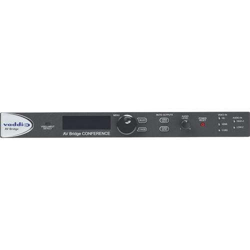 Vaddio AV Bridge CONFERENCE HD Audio/Video Encoder (International)