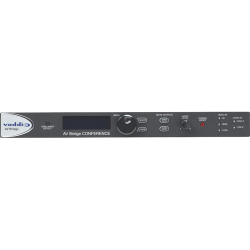 Vaddio AV Bridge CONFERENCE HD Audio/Video Encoder (International)