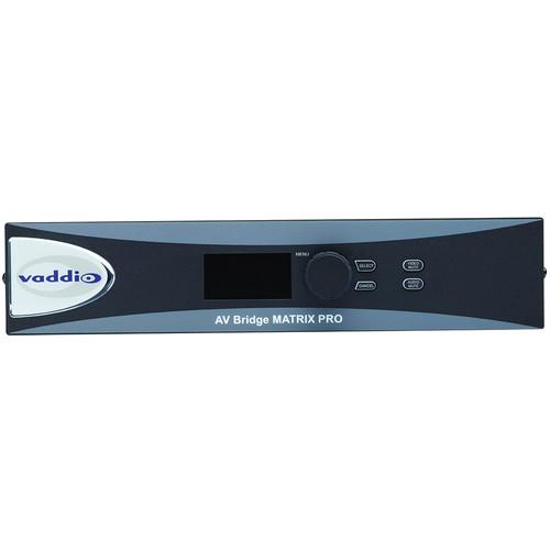 Vaddio Audio-Visual Bridge Matrix PRO
