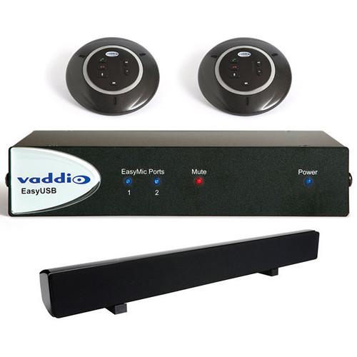 Vaddio EasyTalk USB Audio Bundle (System B)