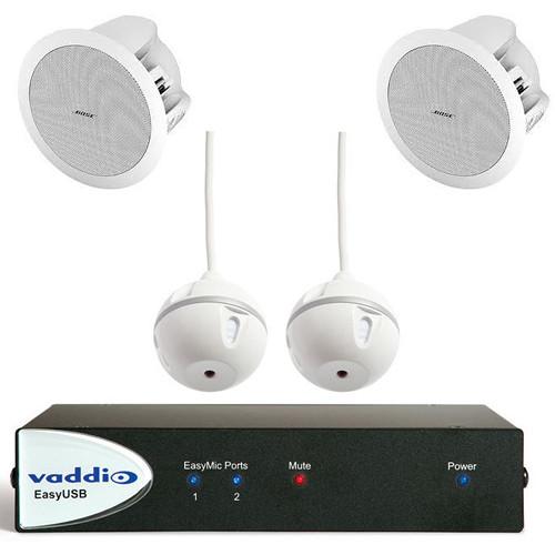 Vaddio EasyTalk USB Audio Bundle (System C)