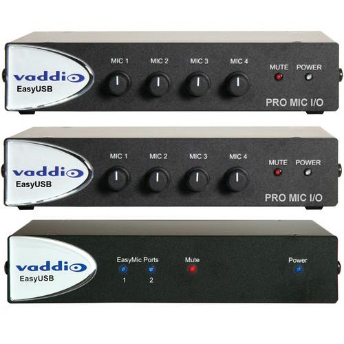 Vaddio EasyUSB Audio Bundle System G