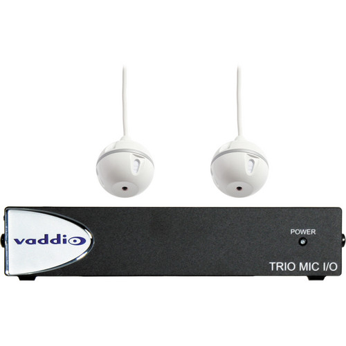 Vaddio EasyUSB MicPOD I/O Interface with Two Ceiling MicPODs