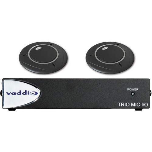 Vaddio TRIO Audio Bundle System C