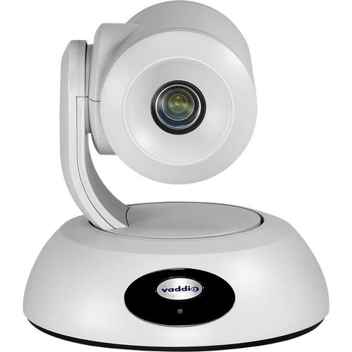 Vaddio RoboSHOT 12E 1080p PTZ Network Camera (White)
