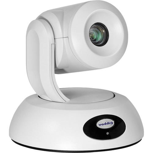 Vaddio RoboSHOT 12E HDMI Camera Kit for Polycom Codecs (White)