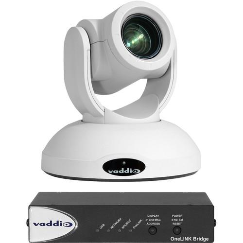 Vaddio RoboSHOT 20 UHD OneLINK Bridge System (White)