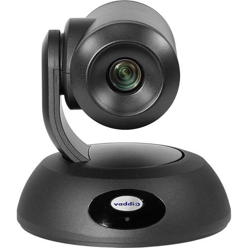 Vaddio RoboSHOT 12E HDBT IP Camera System (Black)