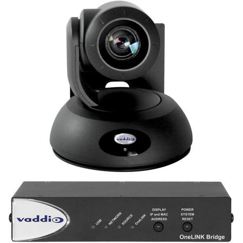 Vaddio RoboSHOT 30 OneLINK Bridge System (Black)