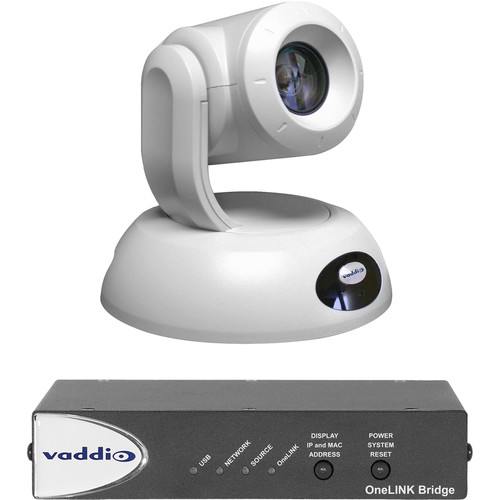 Vaddio RoboSHOT 30 OneLINK Bridge System (White)