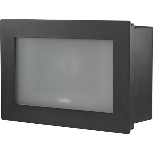 Vaddio RoboSHOT In-Wall Smart Glass PTZ Camera System (Black)