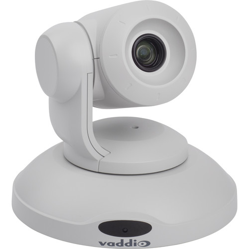 Vaddio ConferenceSHOT AV PTZ Camera (White)