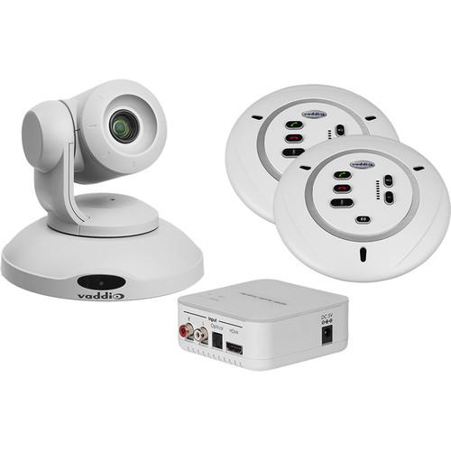 Vaddio ConferenceSHOT AV System - Basic (White)