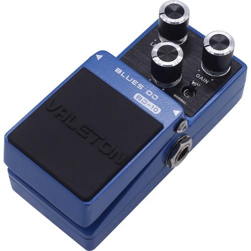 Valeton Loft Analog Blues Overdrive Effects Pedal