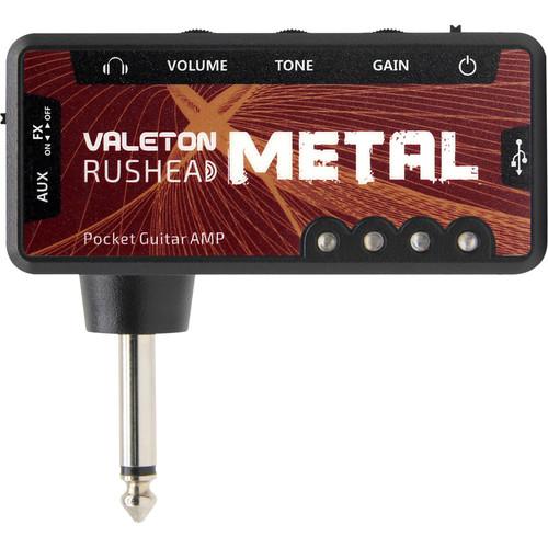 Valeton Pocket Headphone Guitar Amp for Metal Style