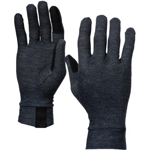 Vallerret Merino Photography Glove Liners (Black, Large)