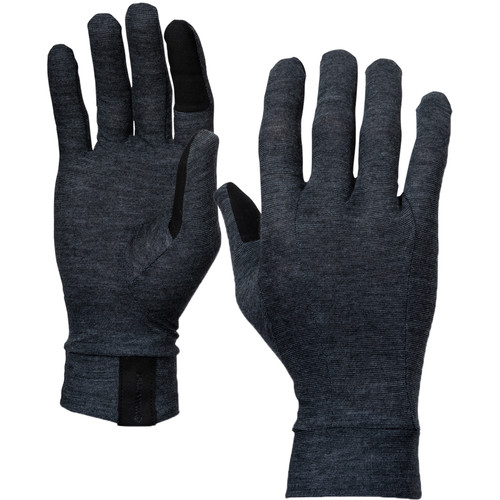 Vallerret Merino Photography Glove Liners (Black, Extra-Small)