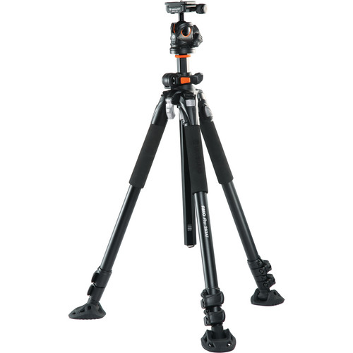 Vanguard Abeo Pro 283AB Aluminum Tripod With BBH-100 Ball Head