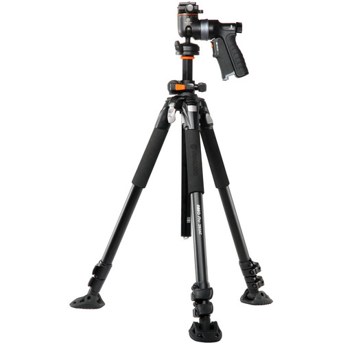 Vanguard Abeo Pro 283AGH Aluminum Tripod with GH-300T Grip Head