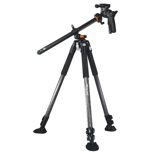 Vanguard Abeo Pro 283CGH Carbon Fiber Tripod with GH-300T Grip Head