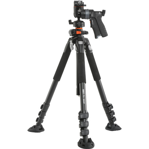 Vanguard ABEO Pro 284AGH Aluminum Tripod with Grip Head
