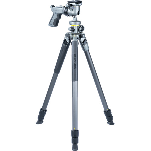 Vanguard ALTA PRO 2+ 263AGH Aluminum Tripod Kit with Alta GH-100 Pistol-Grip Ball Head