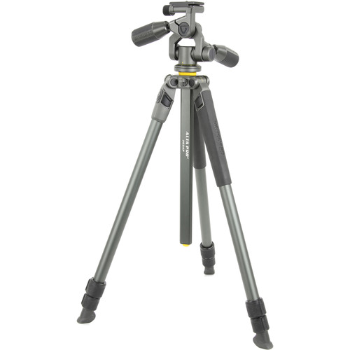 Vanguard Alta Pro 2 263AP Aluminum Tripod Kit with Alta PH-32 3-Way Fluid Pan Head