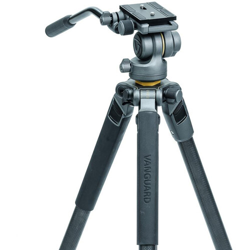 Vanguard ALTA Pro 2 263CV Carbon Fiber Tripod with Alta PH-114V Head