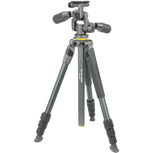 Vanguard Alta Pro 2 264AP Aluminum Tripod Kit with Alta PH-32 3-Way Fluid Pan Head
