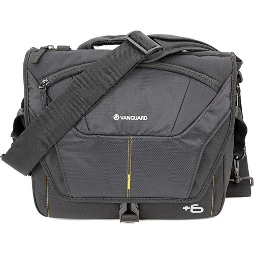 Vanguard The ALTA RISE 28 Messenger Bag (Black)
