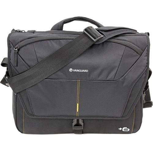 Vanguard The ALTA RISE 38 Messenger Bag (Black)