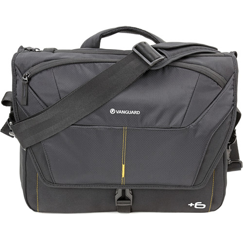 Vanguard The ALTA RISE 38 Messenger Bag (Black)