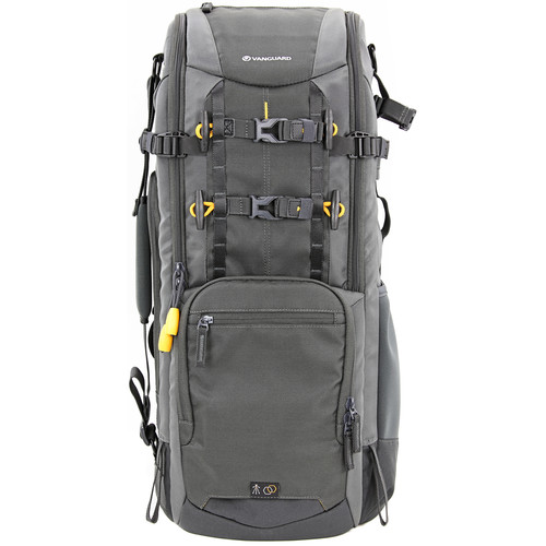 Vanguard Alta Sky 66 Camera Backpack (Dark Gray)