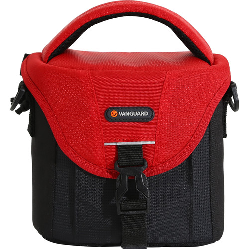 Vanguard BIIN II 14 Shoulder Bag (Red)