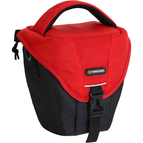 Vanguard BIIN II 14Z Zoom Camera Bag (Red)