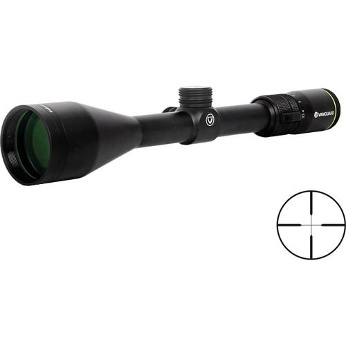 Vanguard 3.5-10x50 Endeavor RS Riflescope (Duplex Crosshair Reticle)