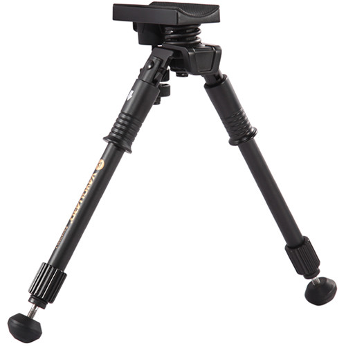 Vanguard Equalizer 1 Pivoting Bipod for Prone Shooting Position