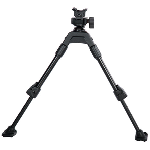 Vanguard Equalizer Pro 1 Pivoting Bipod for Prone Shooting Position