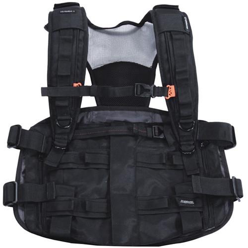 Vanguard ICS Photo Gear Vest (Small, Black)