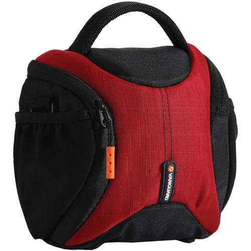Vanguard Oslo 15 Shoulder Bag (Burgundy)
