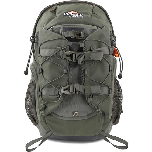 Vanguard Pioneer 1600 Hunting Backpack (26L, Green)