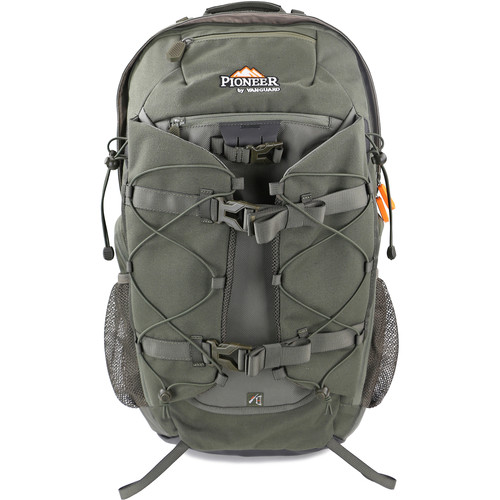 Vanguard Pioneer 2100 Hunting Backpack (34L, Green)