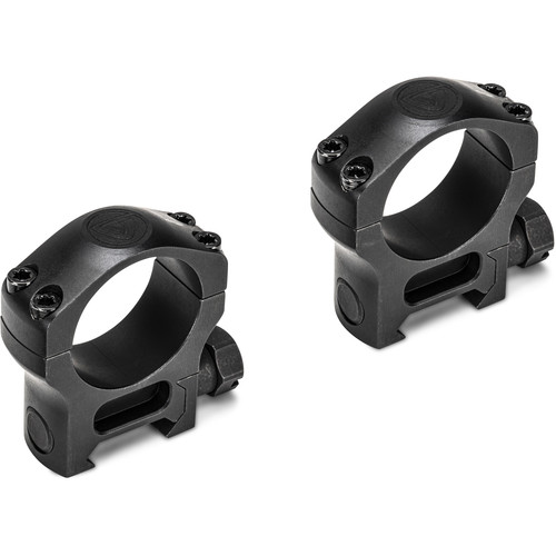 Vanguard 30mm Steel Riflescope Ring (Weaver, Medium)