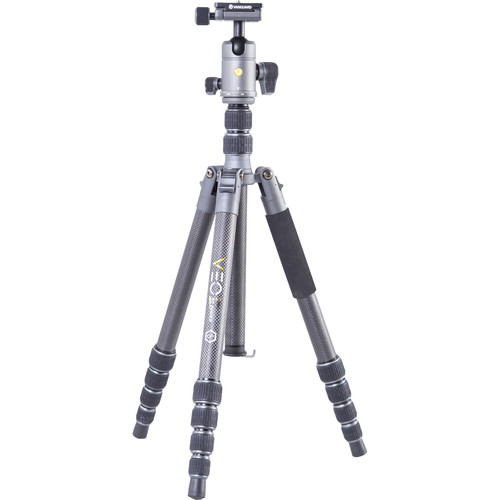Vanguard VEO 2 GO 265HCBM Carbon Fiber Tripod/Monopod with T-50 Ball Head