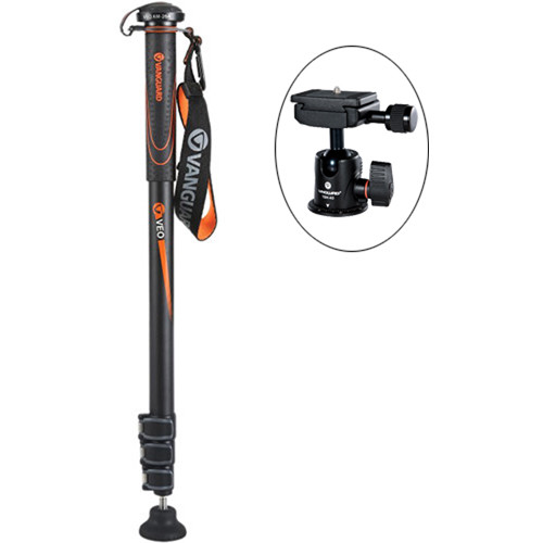 Vanguard VEO AM-264 Aluminum Monopod Kit with TBH-40 Ball Head
