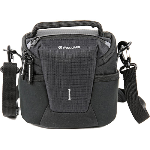 Vanguard Veo Discover 15 Compact Shoulder Bag (Black)