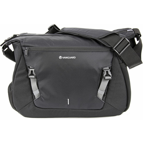 Vanguard Veo Discover 38 Discreet Messenger Bag (Black)